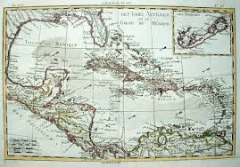 Map Of The Caribbean Antiquemaps Fair Map View Antique Map Of The Caribbean And Bermuda