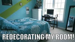 Redecorating My Room Redecorating My Room Room Tour Brookeallysonxo Youtube