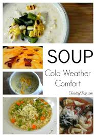 soup the best cold weather comfort food