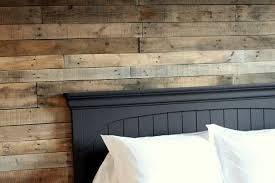 Wood Walls In Bedroom Diy Wood Walls Decorating Your Small Space