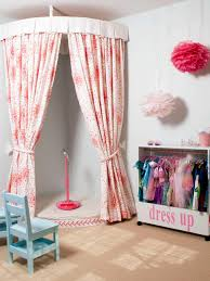 Childrens Bedroom Window Treatments Beautiful Kids Bedroom Window Curved Rods Over Specially Conrad