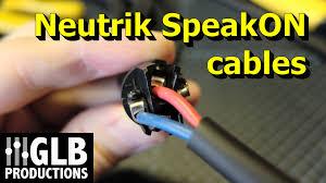 speakon jack wiring wiring diagram simonand