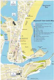 Map Of Portland Portland United Kingdom Cruise Port Of Call