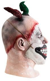 it clown halloween mask american horror story twisty the clown mask halloween