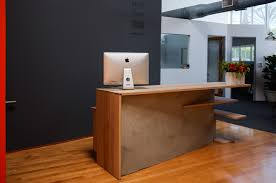 Concrete Reception Desk Concrete Reception Desk Patch Pss Design Cult