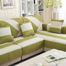 cheap sofa slipcovers new arrival 2016 modern stripped sofa slipcover for sectional sofa