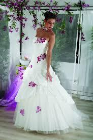 robe de mariã e en couleur robe de mariée calisson dh mariage