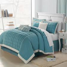 aqua ruffle comforter fresh best aqua bedding sets 16608