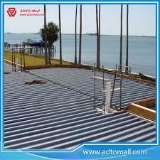 experienced manufacturer of steel floor decking metal slab with