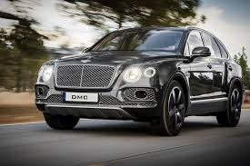 suv bentley 2016 dmc bentley bentayga suv