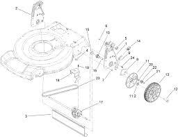 toro mower repair manual