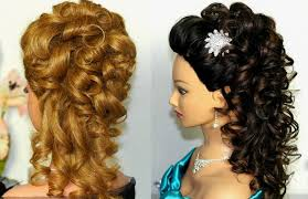 hairstyles youtube updo hairstyles long curly hair bridal prom hairstyle for long hair