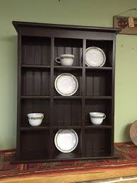 Kitchen Cabinet Plate Rack by Tea Cup And Saucer Plate Rack And Kitchen Display Shelf