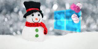 for christmas to customize windows 10 for christmas