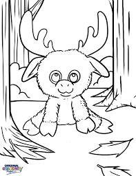 beanie boos u2013 coloring pages u2013 original coloring pages