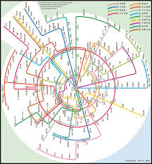 Tokyo Metro Map by Fuckedgaijin U2022 Tokyo U0027s Subway Map Going Circular