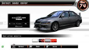 silver mitsubishi lancer mitsubishi lancer evolution ix mr gsr ct9a maximumtune org