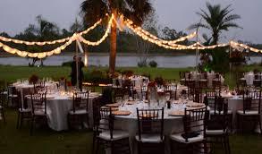 Drape Lights Weddings Wild Acres Villa A Venue In Central Florida For Weddings Or