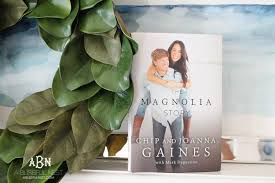 fixer upper magnolia book weekend reading a blissful nest