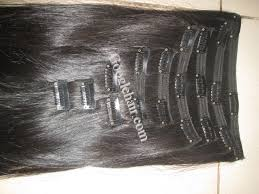 googlehair design beautiful real hair extensions with different type hair hoai
