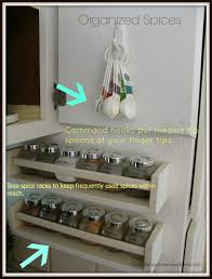 28 cabinet organizers for spices spice cabinet organization