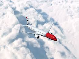 how fast does sound travel in air images Riding a wild wind a norwegian 787 breaks a speed record wired jpg