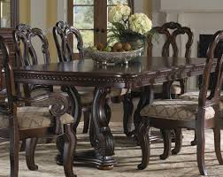 san marino extendable pedestal dining table from samuel lawrence