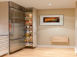 diy pull out pantry shelves space saving kitchen appliances small