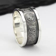mens rings images Irish rings for men handmade in ireland jpg