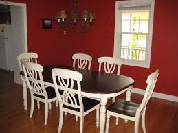 Red Dining Room Table by Beautiful Red Dining Room Table And Chairs Photos Home Design