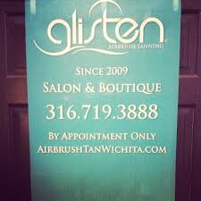 glisten salon and sunless boutique tanning 6127 e central ave