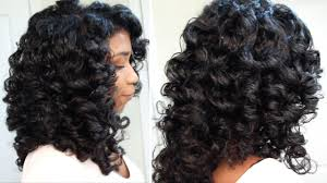 when was big perm hair popular how to cheat a perm rod set easy technique heatless soft curls