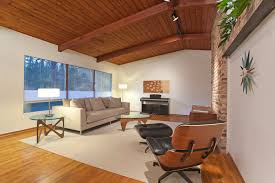 Contemporary Houses For Sale Mid Century Modern Home For Sale Amazing Renovation Perfection