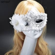 online get cheap white venetian mask aliexpress com alibaba group