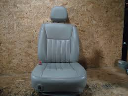 used lincoln town car seats for sale