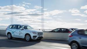 Presidential Election 2016 Predictions Car Interior Design by Volvo To Let 100 Families Test Safety Of Autonomous Cars On