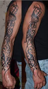 tribal viking tattoos