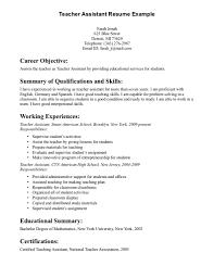 sample resume for applying teaching job sample resume for a teacher sample resume and free resume templates sample resume for a teacher teacher resume etsy teaching assistant resume sample resume template info
