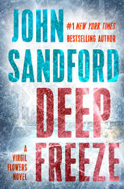 design freeze meaning deep freeze by john sandford penguinrandomhouse com