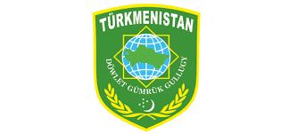 Flag Of Turkmenistan State Customs Service Of Turkmenistan