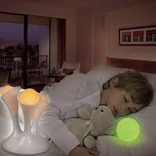 amazon com boon glo nightlight with portable balls white baby