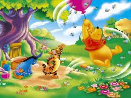 image pooh wallpaper pooh riding balloon jpg winniepedia