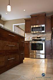 idea for uneven kitchen wall cabinets white tan walls the best