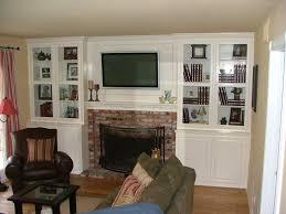 entertainment center around fireplace home design ideas wonderful