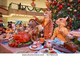 inside christmas shop stock images royalty free images u0026 vectors