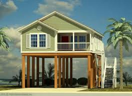 raised beach house plans cool beach house plans on pilings images plan 3d house goles