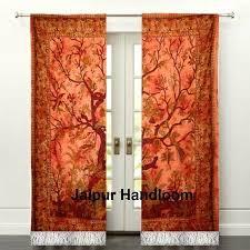 Grateful Dead Curtains Mandala Hippie Tapestry Curtains U0026 Window Door Drapes Valances