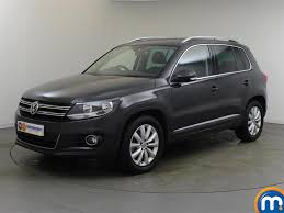 volkswagen grey used volkswagen tiguan match grey cars for sale motors co uk