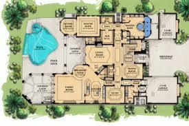contemporary house floor plans 3 contemporary mediterranean house floor plans mediterranean