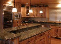 Wooden Kitchen Cabinet by Best Countertops For Oak Cabinets Modern Granite Countertops